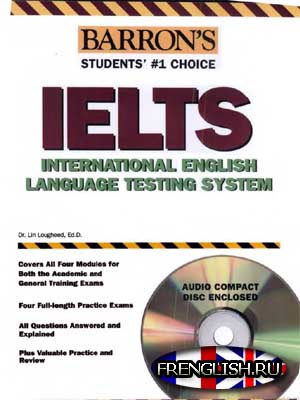 Barrons Ielts Book And Audio Cd