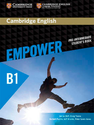 Cambridge Empower All Levels English Course for Adults DOWNLOAD for