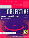 Objective First Certificate Teachers Book