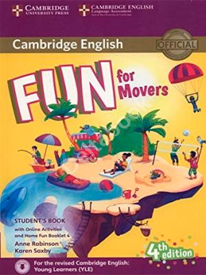 Fun for Starters Movers Flyers Cambridge All Editions English Course