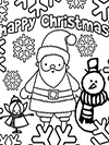 Color It Christmas Sing Along