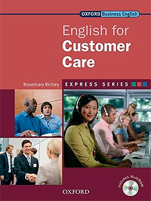 Oxford English for Customer Care