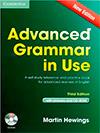 Advanced Grammar in Use ответы