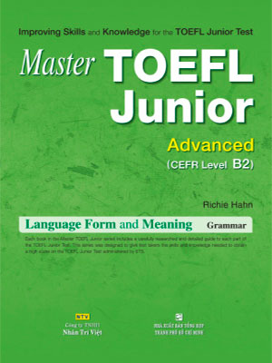 Master TOEFL Junior