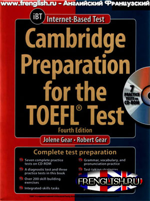 Preparation for the TOEFL Test iBT 4