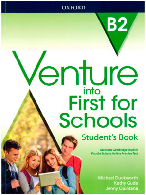 Venture into First for Schools